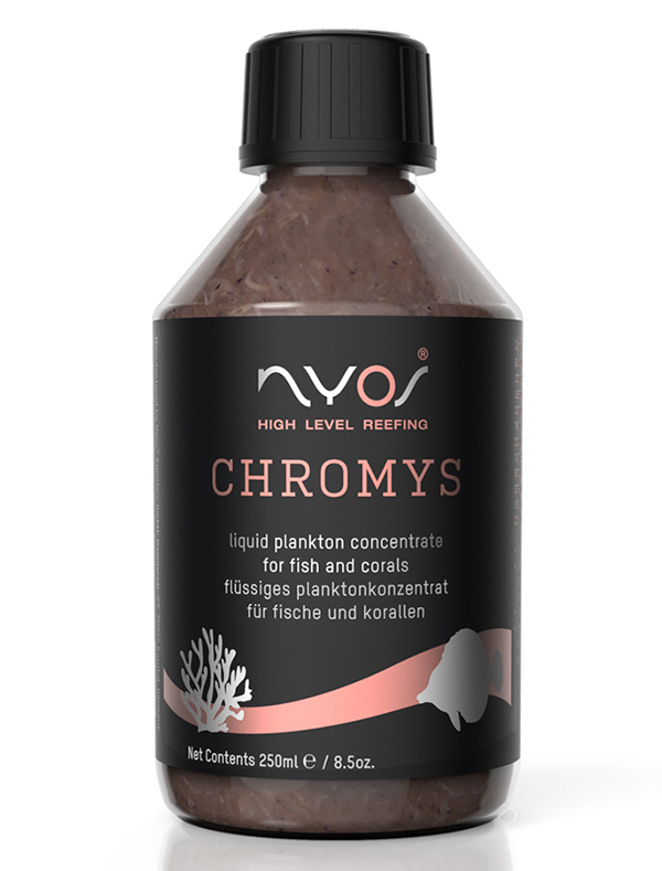 Nyos Chromys Liquid Plankton 8.5oz (250ml)