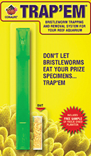 Bristle Worm Trap