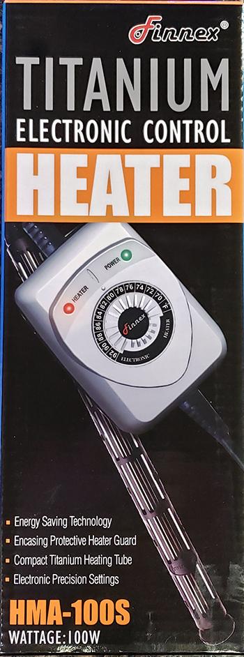 Finnex 100w Electronic Titanium Heater