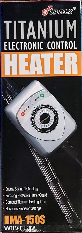 Finnex 150w Electronic Titanium Heater