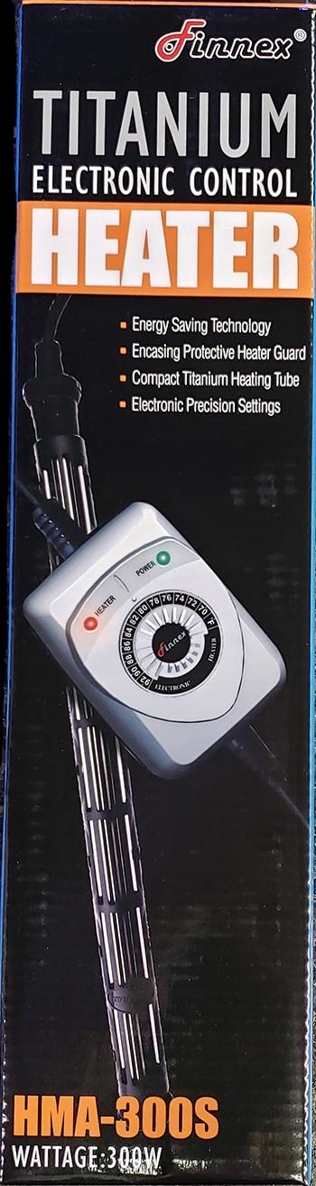Finnex 300w Titanium Heater