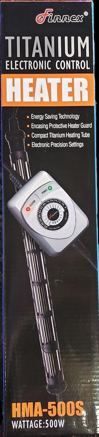Finnex 500w Titanium Heater