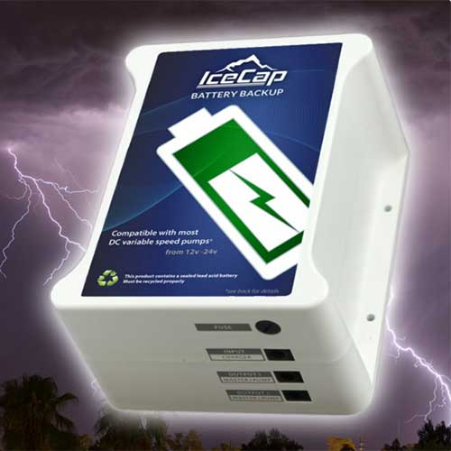 IceCap Gyre Backup Battery