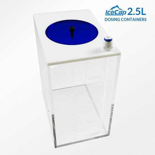 IceCap Dosing Container, 2.5-Liter