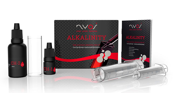Nyos Alkalinity Test Kit