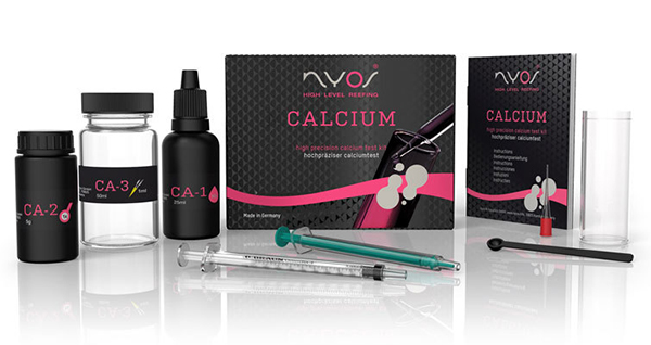 Nyos Calcium Test Kit