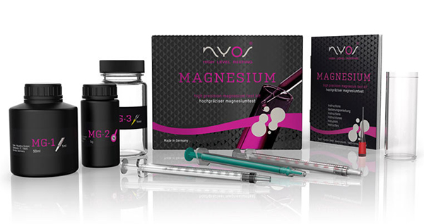 Nyos Magnesium Test Kit