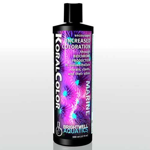 Brightwell Aquatics Koral Color 250 ml /8.5 fl. oz.