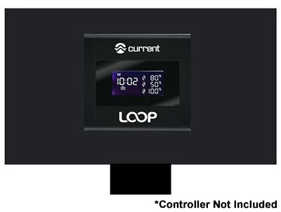 Current LOOP Controller Hinge Mount System