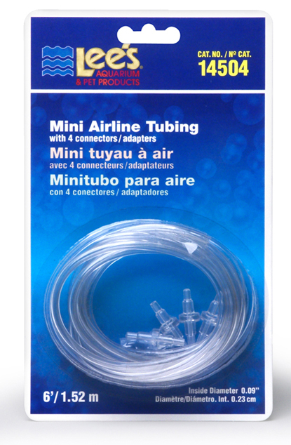 Lee's Mini Airline Tubing 6ft
