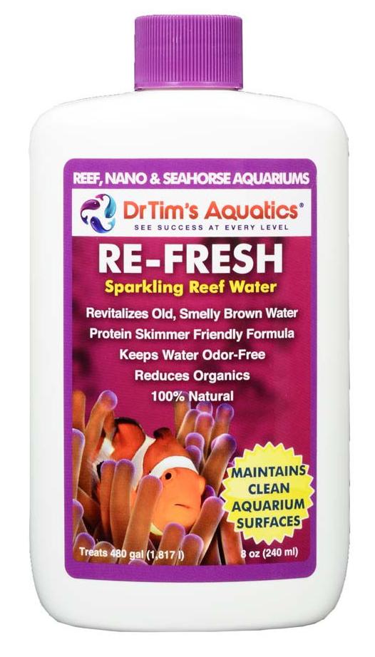 Dr. Tim's Re-Fresh Aquarium Revitalizer for Reef Aquaria 8oz