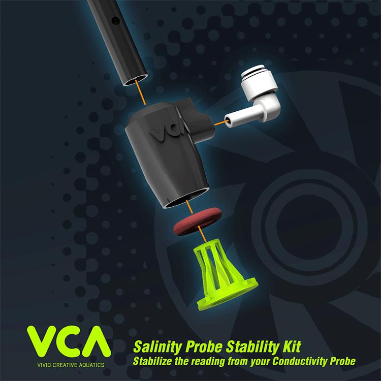 VCA SPS Kit – The Salinity Probe Stability Kit