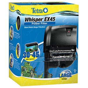 Tetra Whisper EX 45 Power Filter
