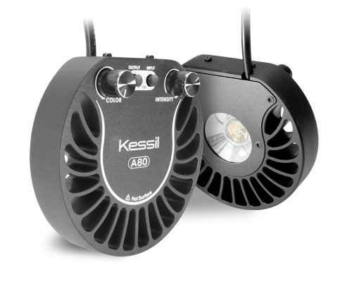 Kessil A80WE Tuna Blue 15-Watt LED Light