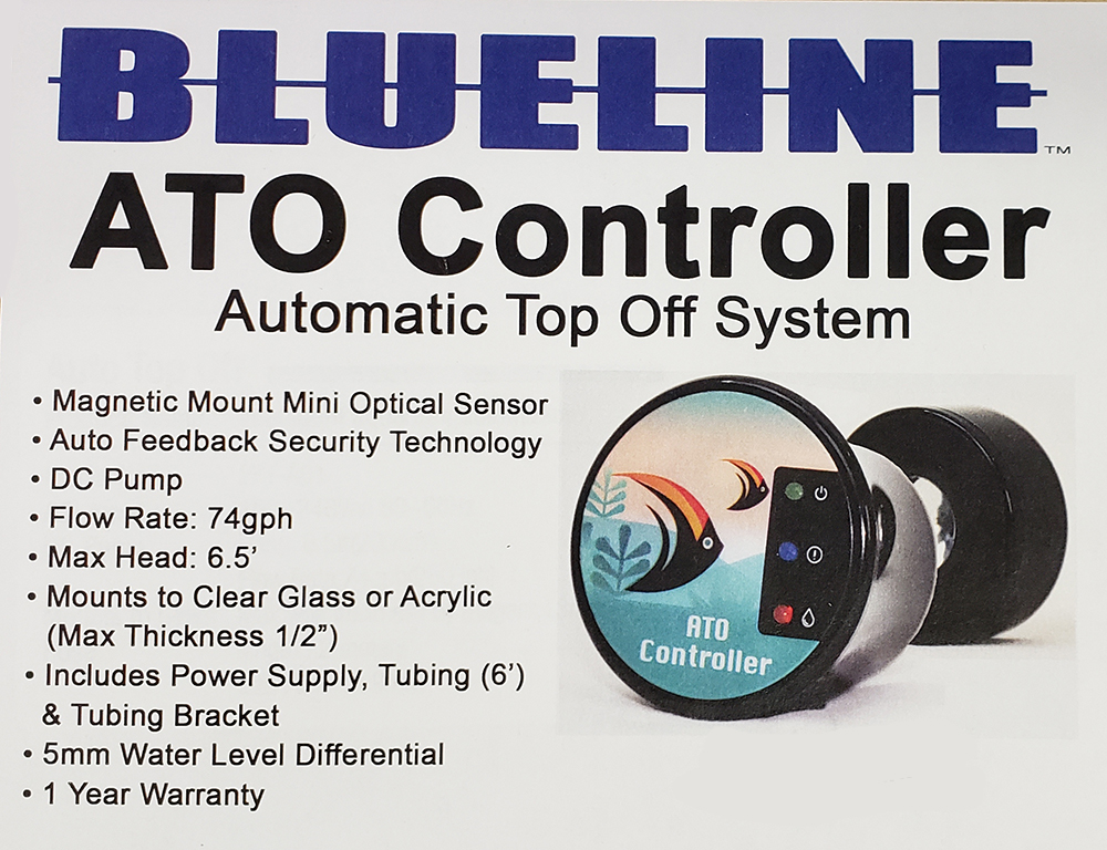 Blueline ATO Automatic Top Off Controller