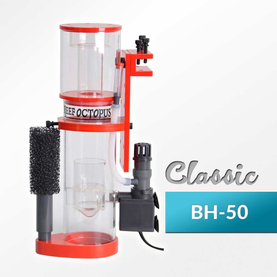 Reef Octopus BH-50 Multi-Mount Protein Skimmer , 30-50 Gallons