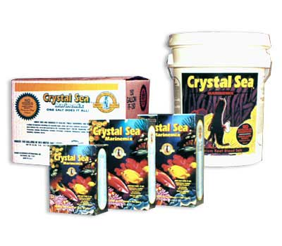 Crystal Sea Marinemix 150 Gallon Mix