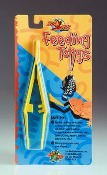 ZooMed Plastic Feeding Tongs