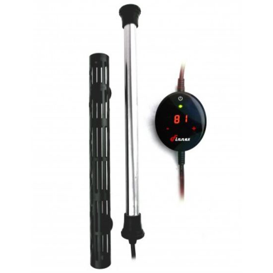 Finnex 200w Digital Touch HMX Titanium Heater