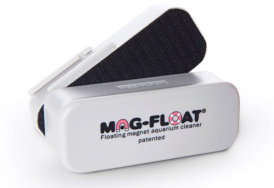 Mag-Float Floating Magnet Glass Aquarium Cleaner 125gal