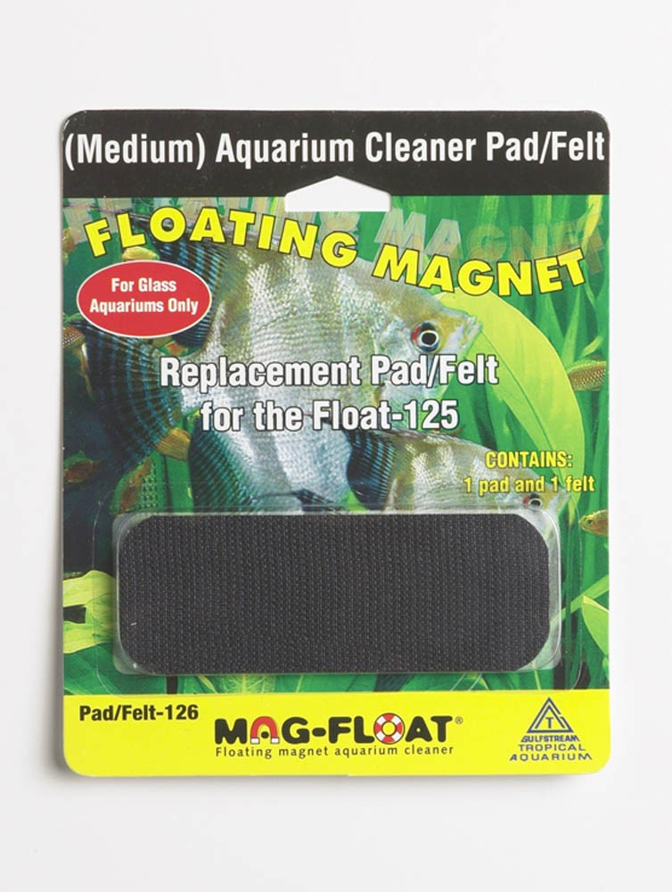 Mag-Float Floating Magnet Replacement Pad/Felt 125gal