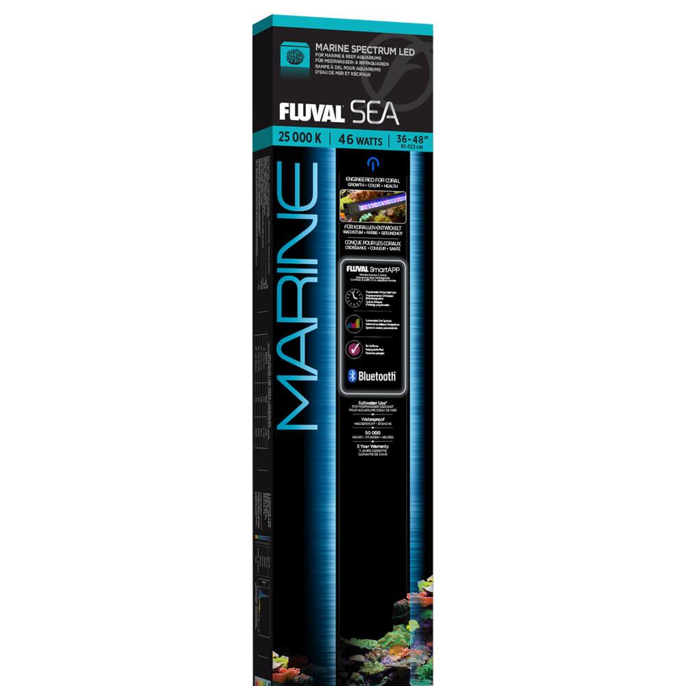 """Fluval 36"""" Marine 3.0 LED w/ BLUETOOTH, 46-Watts"""