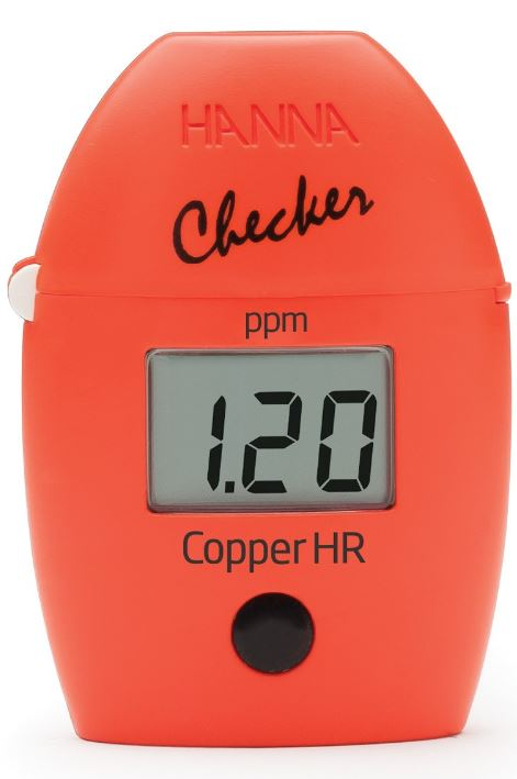 Hanna Copper Checker, High Range