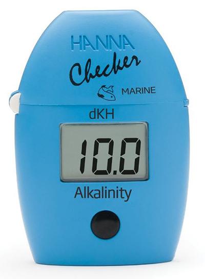 Hanna Alkalinity dKH Checker