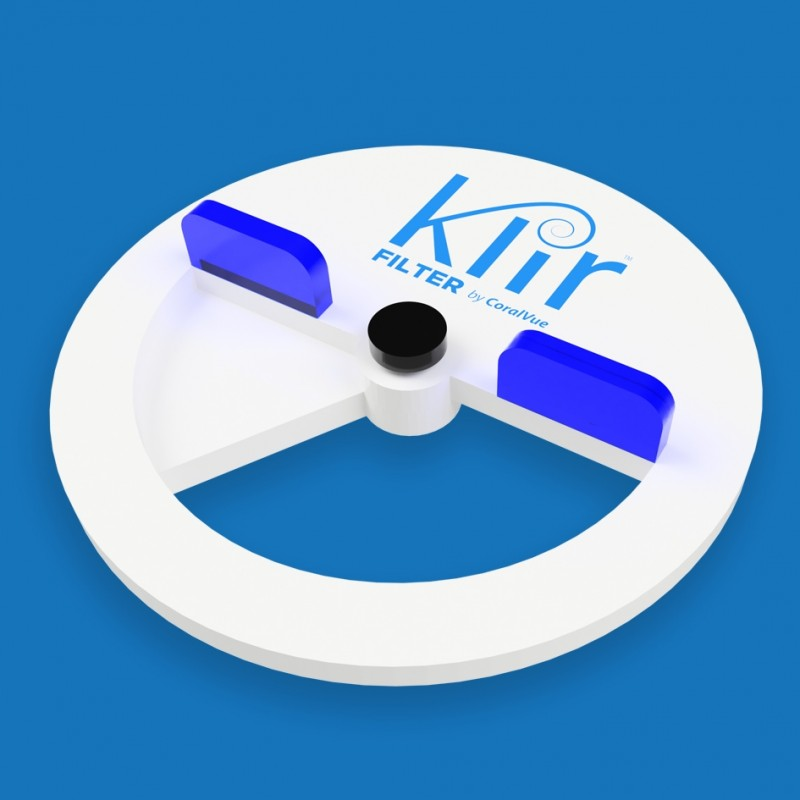 Klir Flow-Diverting Cap, 7""