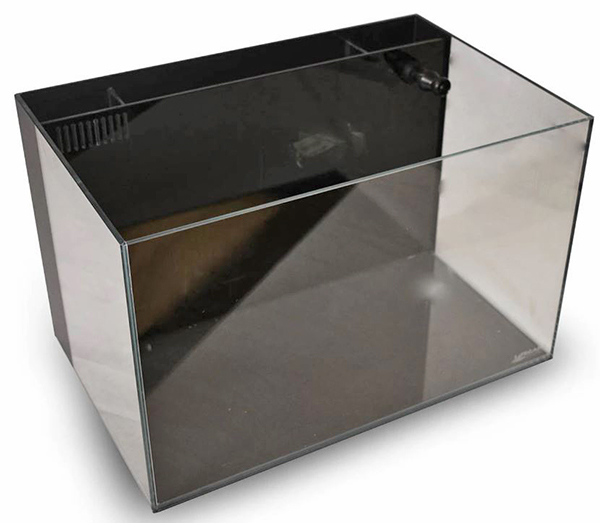 Lifegard 10-Gallon Crystal Aquarium System
