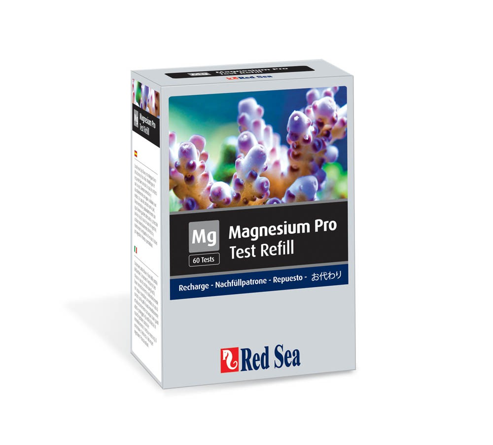 Red Sea Pro High-Accuracy Magnesium Test Reagent Refill