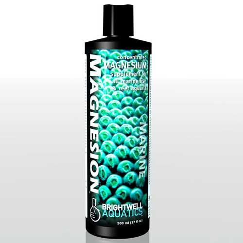 Brightwell Aquatics Magnesion - Liquid Magnesium Supplement for Reef Aquaria 500 ml / 17 fl. oz.