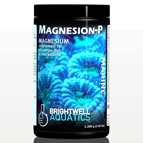 Brightwell Aquatics Magnesion-P - Dry Magnesium Supplement for Reef Aquaria 1.2 kg. / 2.6 lbs.
