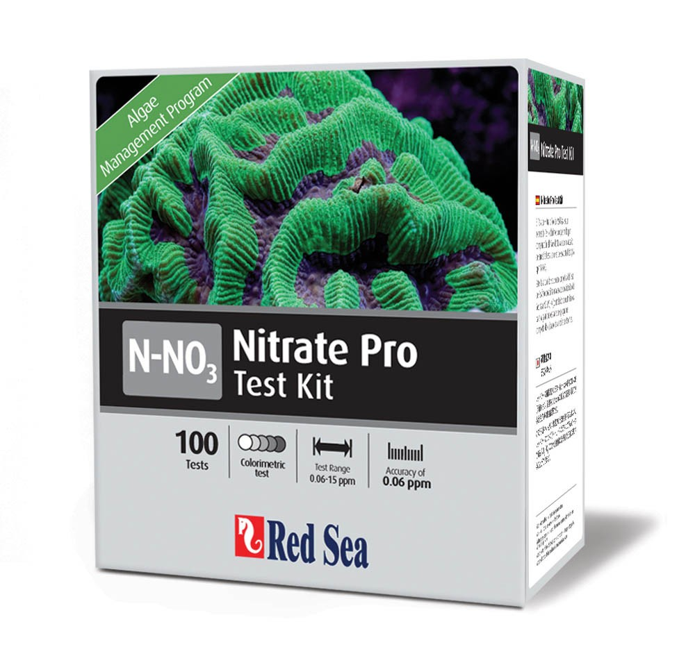 Red Sea Pro High-Accuracy Nitrate Test Kit