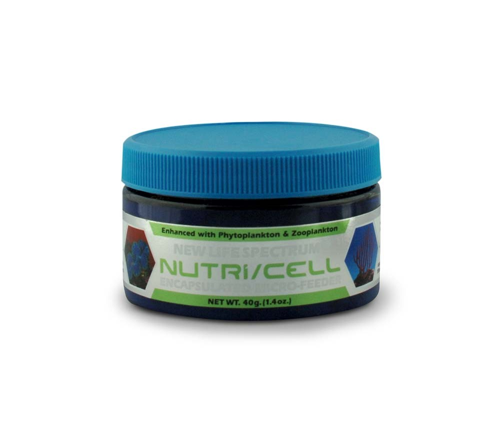 New Life Spectrum Nutri/Cell Encapsulated Micro-Feeder 40g/1.4oz
