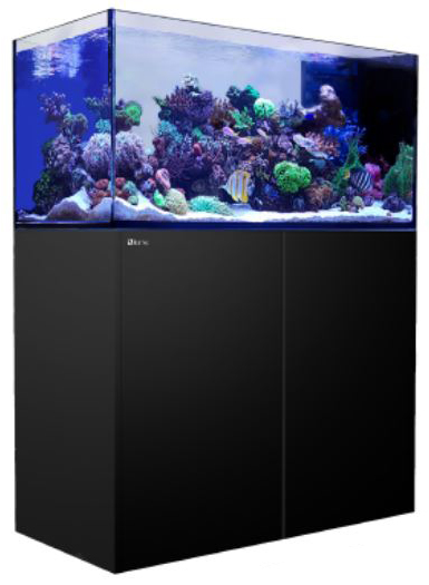 Red Sea REEFER Peninsula 500 Aquarium System, Black
