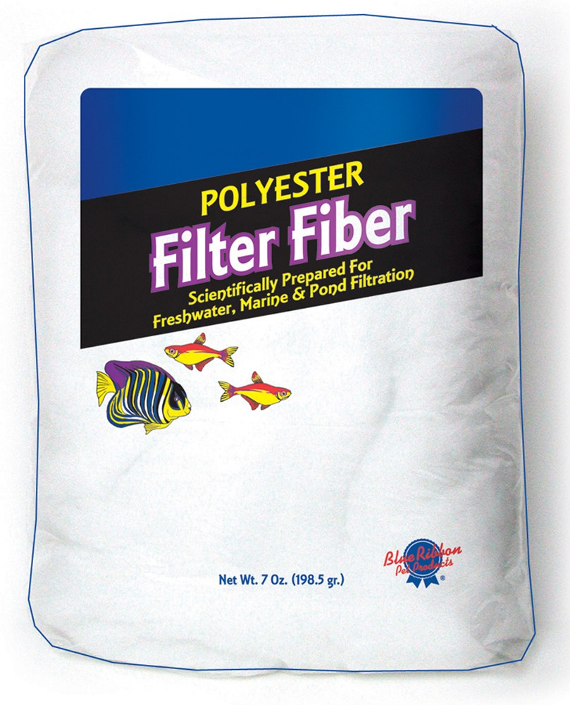 100% Polyester Filter Floss 7oz