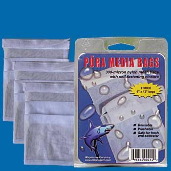 PURA Media Bag, 300 micron, 3-pack