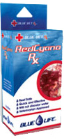 Blue Life Red Cyano Control