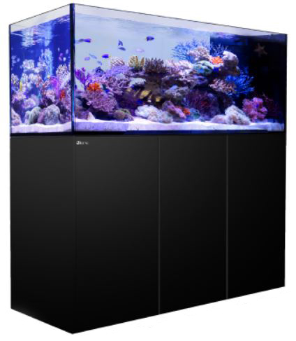 Red Sea REEFER Peninsula 650 Aquarium System, Black