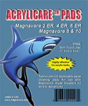 Acrylicare Pads for Magnavore 2ER, 4ER, 6ER, 8 & 10 Algae Cleaners