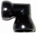 "1/2"" Modular Pipe Elbow Connector"