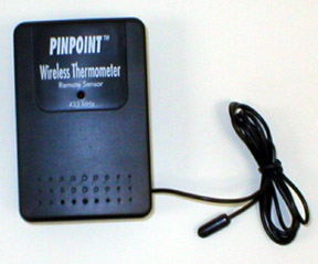 Pinpoint Remote Sensor