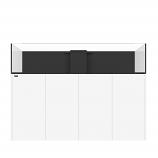 WATERBOX FRAG 165.6 AQUARIUM - WHITE CABINET