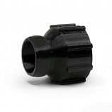 "VCA Red Sea Reefer Return Nozzle to Loc-Line Adapter – 25mm Slip-Fit to 1/2"" Loc-Line"