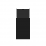 WATERBOX AIO 35.2 AQUARIUM - BLACK CABINET