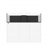 WATERBOX FRAG 145.5 AQUARIUM - WHITE CABINET