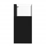 WATERBOX PENINSULA MINI AIO 25 AQUARIUM - BLACK CABINET