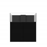 WATERBOX FRAG 105.4 AQUARIUM - BLACK CABINET