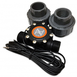 "Neptune FS-100 - Flow Sensor 1"" with unions"
